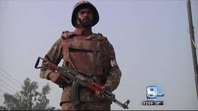 News video: Taliban Militants Massacre Pakistan Schoolchildren