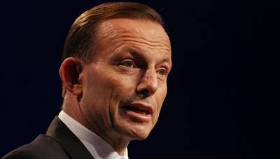 News video: Tony Abbott: Australia and Australians Are Resilient