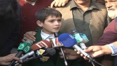 News video: Peshawar victims: We saw de